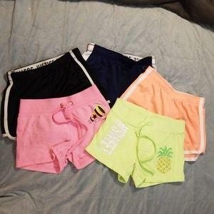 Bundle of Girls shorts